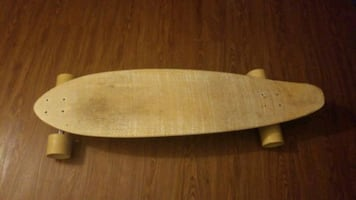 Brand new long board