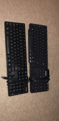 Double-Set Office Keyboard  Annandale, 22003