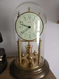 Gold torsion clock