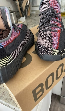 Used Adidas Yeezy Boost 350 V2 Shoes Yecheil For Sale In