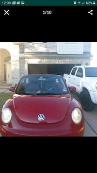 2008 Volkswagen New Beetle SE 6AT