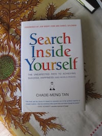 Book -- Search Inside Yourself Chicago