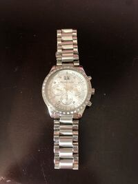 Silver Michael Kors Watch  Jersey City, 07302
