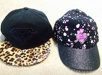 2 Girls Hats! Justice & Ardennes - Both for $7! Regina, S4X