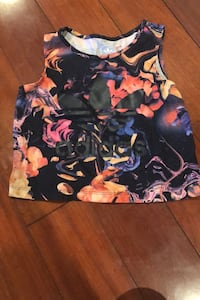 Youth size 11/12 adidas crop top