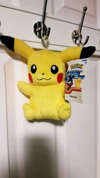 Pikachu plush Pokemon Toronto, M1B