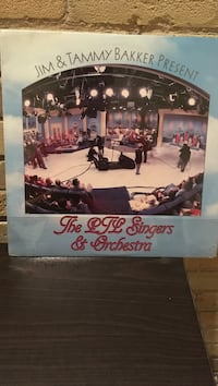 Jim and Tammy Bakker Present: PTL Singers and orchestra  San Antonio, 78207