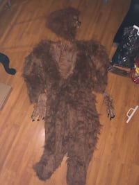 Werewolve costume for adult West Covina