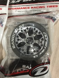 12mm Rc on road tires