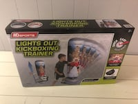 Lights Out KickBoxing Trainer  Norfolk, 23502