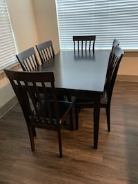 Dining rooms with 6 chair Spring, 77379