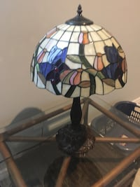 Stained glass lamp Vaughan