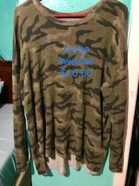 Camo women's sweater  Hobbs, 88240