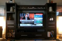 "Wall unit only (55"" TV not included) Etobicoke, M9V"