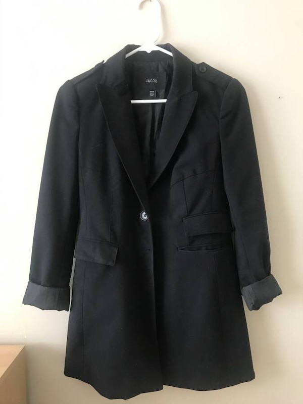 Jacob Office style longBlazer for Sale-XS/S