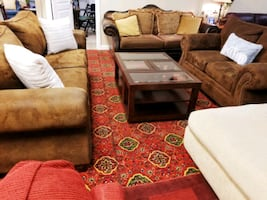 Sofa, sectionals, dressers, and more furniture
