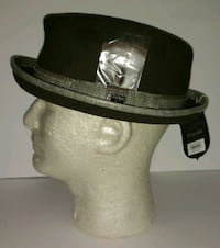 Brown - Stacy Adams dress hat (NEW) Minneapolis, 55413