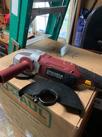 "Chicago Electric.  7"" angle grinder Delray Beach, 33483"