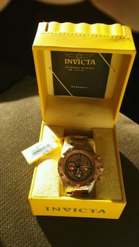 INVICTA LIMITED EDITION 2 TONE STAINLESS & GOLD Cape Coral, 33990