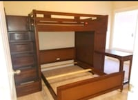 Twin / full step loft bunk with chest Jacksonville, 32246