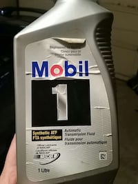 mobil 1 synthetic atf 5 litres Aurora, L4G 7K6