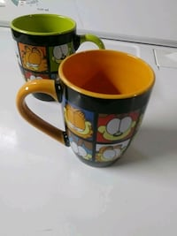 Garfield mug just the orange one Baltimore