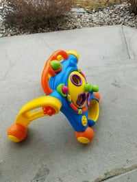 toddler's blue and orange plastic toy St. Albert, T8N 6W6