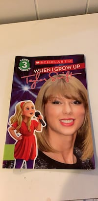 Taylor Swift: when I grow up
