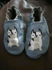 Robeez leather shoe for baby 3mos approx  Guelph, N1G 4M5