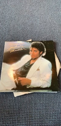 Michael Jackson records