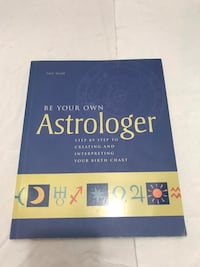Be Your Own Astrologer Book Brampton