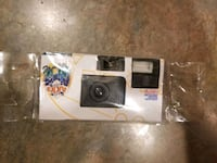 TAMPA SUPERBOWL XXXV DISPOSABLE CAMERA Super Bowl Sealed Collectible