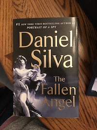 The Fallen Angel by Daniel Silva Toronto, M1P 3A6