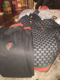 black, red, and green sweatpants Capitol Heights, 20743