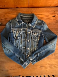 Miss Me Jean Jacket Middletown, 21769