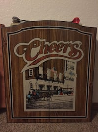 Cheers Vintage DartBoard Mount Pleasant, 48858