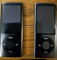 Ipod 5th gen (8GB - $40)  (16GB- $50) Minot, 58701