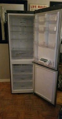 white single-door refrigerator Toronto, M4A