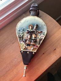 Vintage Christmas Decorated Fire Bellow Hagerstown, 21742