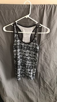 Women's black and gray tank top Frederick, 21704
