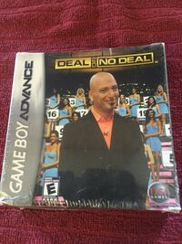 New Game Boy Advance Deal Or No Deal Game Factory Wrapped Adelanto, 92301