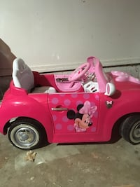 Minnie Mouse convertible  Sand Springs, 74063