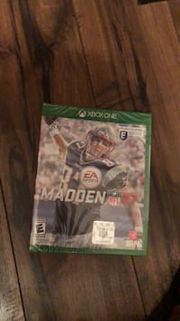 madden 17 unopened  Washington, 20024