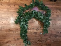 Decorative lighted garland  Rockville, 20854