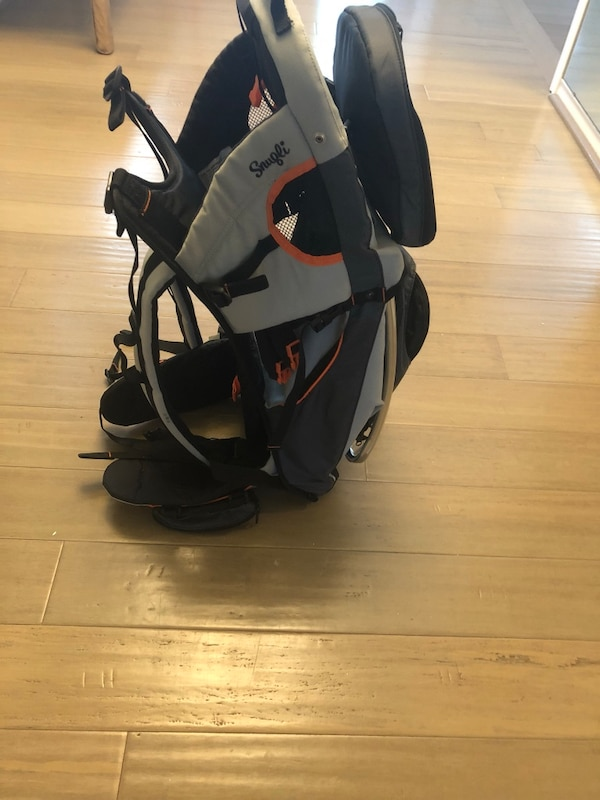 2f4fbd1b3bf Used Snugli cross terrain baby hiking backpack for sale in Rockwall ...