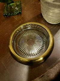 two round brass-colored bowls Johnstown, 80534