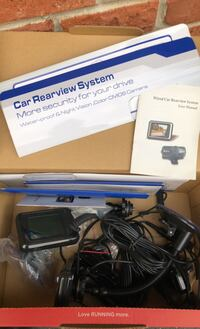 Car / truck rear view camera system (two)