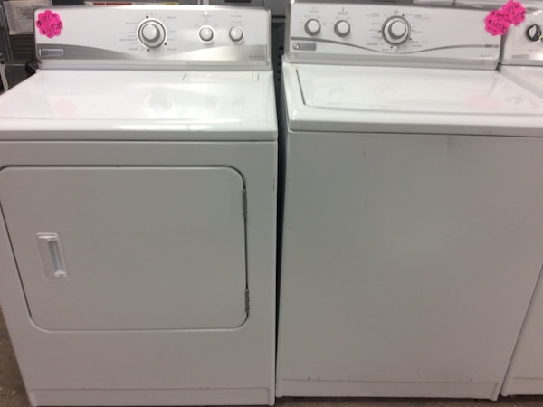 Maytag Dependable Care Series Washer And Dryer Set