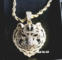 King Ice Pendant and Chain Minneapolis, 55405