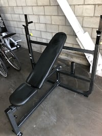Northern Lights bench press. No weights or bar Châteauguay, J6R 2J3